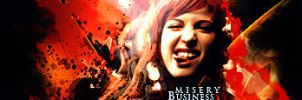 Misery Business by OhHeyItsSK
