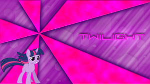 Twilight Sparkle Wallpaper 3 by JamesG2498