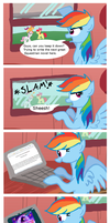The Great Equestrian Novel by bibliodragon