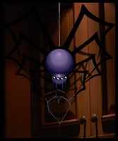 I Spider by rocksicle