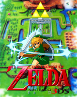 The Legend of Zelda: A Link to the Past Sequel 3DS by Legend-tony980