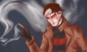 Jason Todd by TheDoubleB