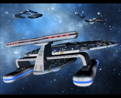 Crusader - Gamma Fleet Operations by Dan1025
