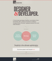 Designer / Developer by hasansyed