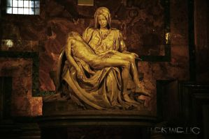 PIETA by Hermetic-Wings