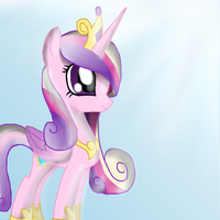 Princess Cadence by Laser-Pancakes