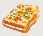 Croque Monsieur by meccchi
