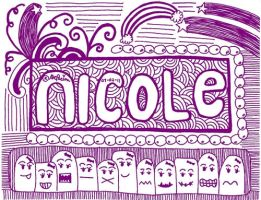 doodle:nicole by andreakris