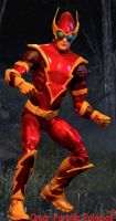 Johnny quick (new 52) by Spidey-Portilla