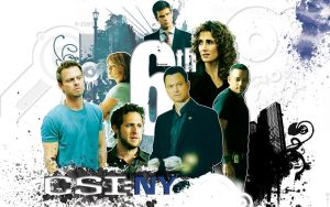 CSI:NY Season 6 by WATelse