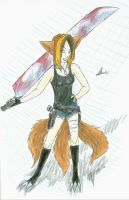 Annie, Get Your Gun... by ThereIsNoCure4Me