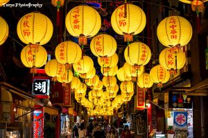 Mid Autumn Fes in Nagasaki China Town by WindyLife