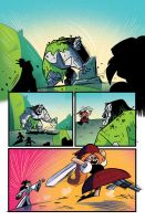 SamuraiJackIssue7pg06COLORS by dcjosh