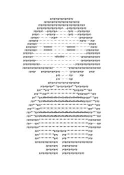 Frisk (Ascii-Art) by yxkiix