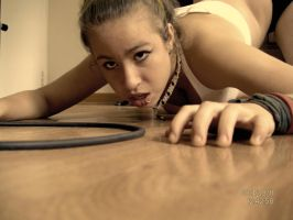 Crawling Away 2 by Guinne