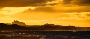 Golden Sunset by Colin-Moore