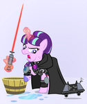 Darth Starlight by PixelKitties