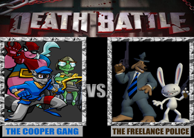 Death Battle Fight Idea 40 by Death-Driver-5000