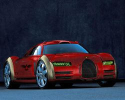 Audi Rosemeyer - Blood Ravens by Dj-HeAt