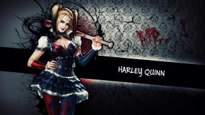 Harley Quinn - Fanmade wallpaper by CryADsisAM