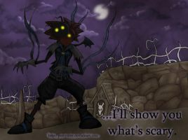 anti-halloweentown-sora-finish by percylove