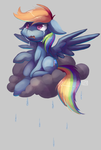 rainy cloud by ChocoChaoFun
