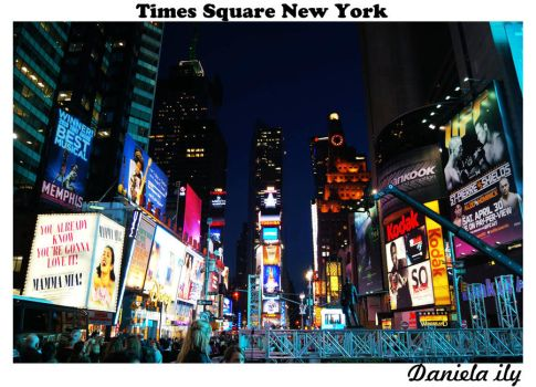 Times Square 2011 by daniela-ily