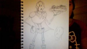 Papyrus-Photo drawing by Night-Fury777