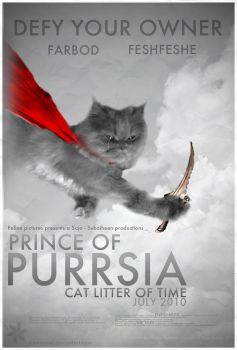 prince of purrsia by anmarwal