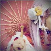 chinese umbrella by jstyle23