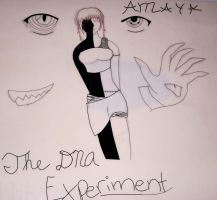 The DNA Experiment by bluefireuchiha