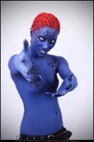 Mystique by CelestialRaven16