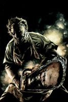 CHAINSAW MASSCURE by walkers12345