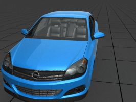 Opel Astra 13 WIP by prox3h