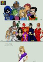 S in different universes by Hiniha