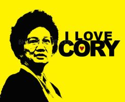 I Love Cory by hawflakes
