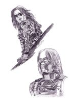 Who the hell is Bucky? by Cosmic-Void
