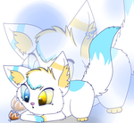 Snow :GIFT: by That-One-Kitty