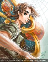 Sail the Sky -- Jim Hawkins by Disney-Funker