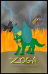 Zoga - ROTDS Front cover by SilverShadowfax