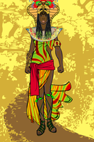Mama Afrique by spidercow2010