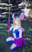 Lise (Starlancer) - Cosplay 3 by TwilightSaphir
