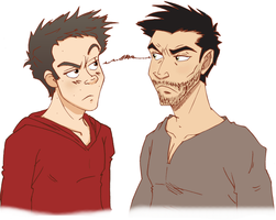 a Sterek conflict by Weasley-Detectives