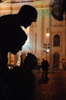 070 - Streets of Warsaw by moonandnight