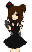 Marionette My NEW OC by Newgrounds-People