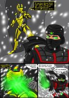 Mortal Kombat Issue #2 Page 13 by MarcusSmiter