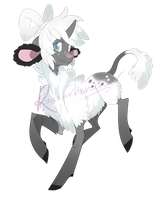 Auction Adopt: Woolly Wildling [CLOSED] by Rannarbananar