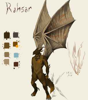 Rahsar Ref Sheet by ColiXion