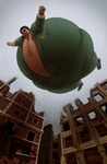 Giant Donny by 0pik-0ort