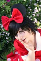 Minnie Mouse :: 02 by Deathly-Sora